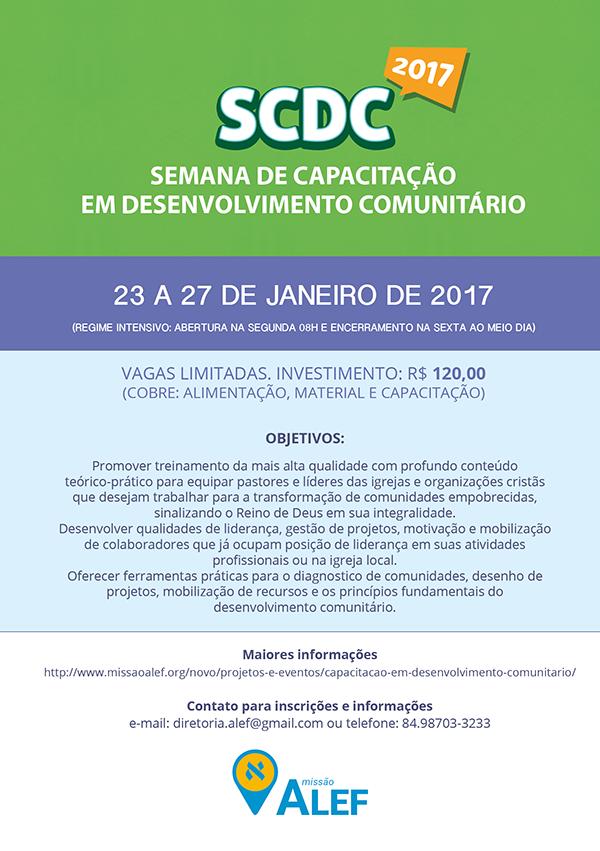 SCDC 2017